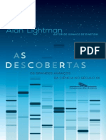 As Descobertas - Alan Lightman