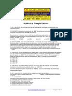 Potencia Eletrica e Energia Elétrica Conta de Luz (1)