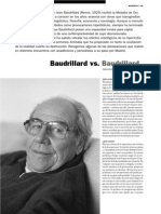 Baudrillard vs. Baudrillard (4347)