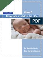 Clase 3 - Desarrollo Evolutivo Del Niño
