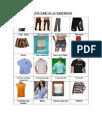 VocVOCABULÁRIO VESTUÁRIO E ACESSÓRIOSabulário Vestuário e Acessórios
