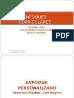 ENFOQUES CURRICULARES Per-RecoSoc-SoCog
