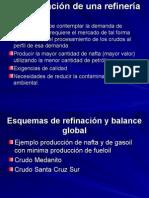 Configuracion de una Refineria