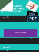 Generalidades Radiologi,Huesos y Musculos