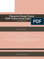 Character Design Project OGR
