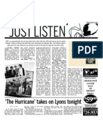 Just Listen - SXSW Edition!