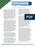 UN and Human Development