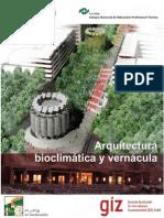Arquitectura Bioclimatica y Vernacula