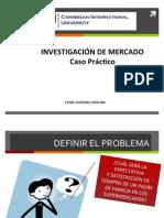 Investigacion de Mercado Caso Práctico