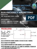 PROBLEMA DE CIRCUITOS RC