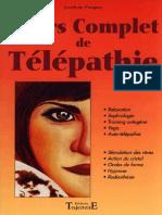 Cours Complet de Telepathie - Jocelyne Fangain