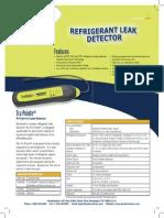 Tru Pointe_Refrigerant Leak Detector