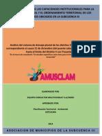 Informe Final Drenaje Pluvial Para Cauce 31 de Diciembre FINAL