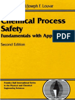 Chemical Process Safety, 2nd Ed, Daniel a[1]. Crowl, Joseph F. Louvar