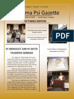 AGS October Newsletter