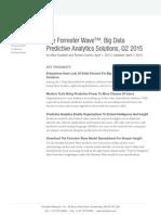 forrester-wave-predictive-analytics-106811 2