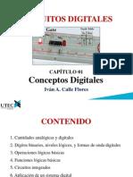 Digital Circuits - Cap 01 - Utec