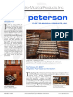Prospectus Peterson Electro-musical Products Inc