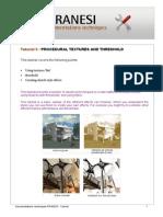 Textures Tutorial Piranesi5 ENGLISH