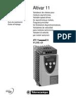 ATV11 Manual