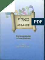 Mealef Para Aprender a Leer Hebreo