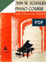 Schaum J. - Piano Course
