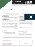 Application Form MCF