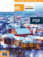 Vilnius In Your Pocket