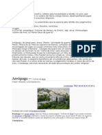 Areópago — Colinas de Ares