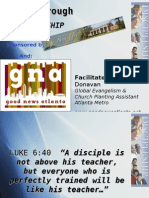 Breakthrough Discipleship Summary