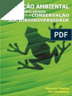 II CNEA Educação Ambiental Responsabilidade Para a Conservação Da Sociobiodiversidade Vol.3