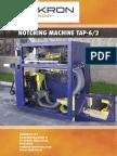 Notching Machine TAP-6/2