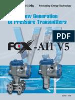 FCX-FUJI Pressure Transmitters