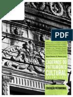 Cadernos do patrimônio Cultural.