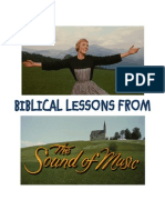 Biblical Lessons from The Sound of Music