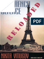 Vitiugov Nikita - The French Defence a Complete Black Repertoire 2010