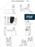 Label the Pictures 1 Cinderella
