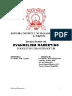 Evangelism Marketing