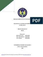 Proposal PkmT