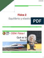 2.0 Clasificacion de La Fisica