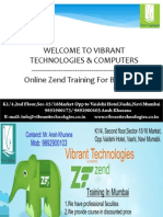 Online Zend Training for Beginners