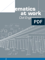 Mathematics at Work - Civil Engineering