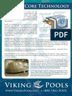 Viking Pools Ceramic Core