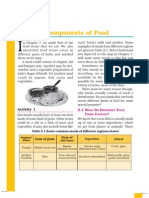 Ch2-Components of food-NCERT classVI