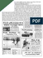 Listopad w Historii Zagłębia Sosnowiec