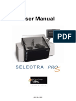 MANUAL USUARIO SELECTRA PRO S