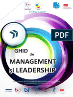 Ghid de Management Si Leadership