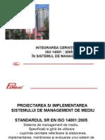 Prezentare Pentru SV Mediu 14001