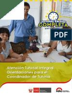 001 Orientaciones Para Coordinador de Tutoria