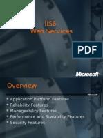 IIS6 Web Services